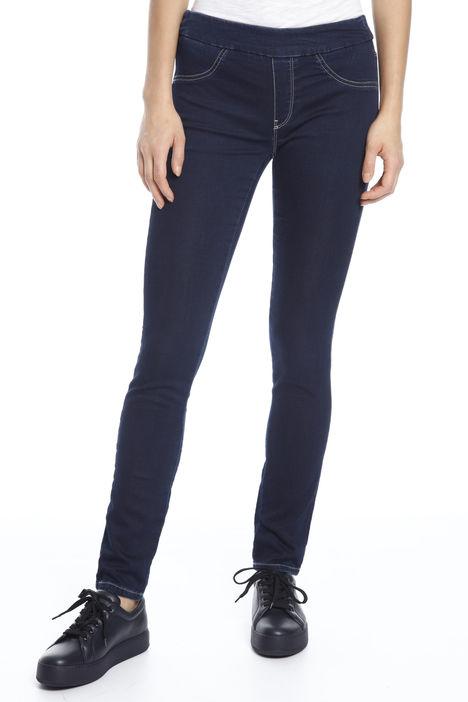 Pantaloni skinny in jersey Intrend