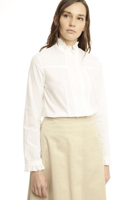 Camicia in voile di cotone Intrend