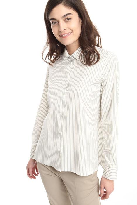 Camicia con spacchi laterali Intrend
