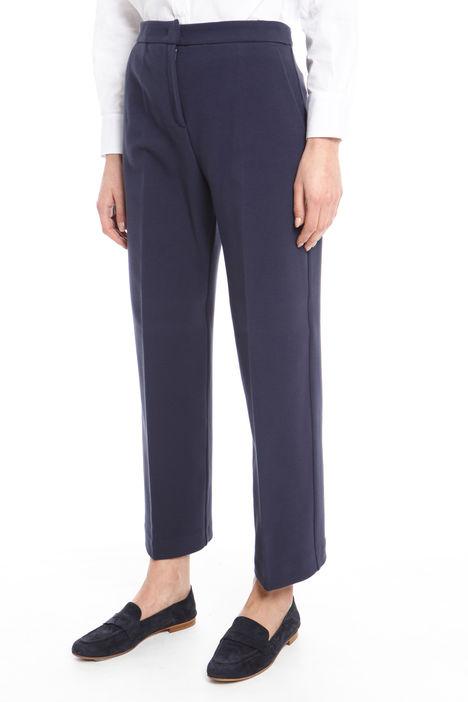 Pantalone in jersey a costine Intrend