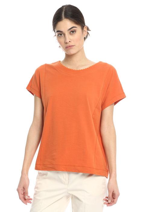 T-shirt con microperline Intrend
