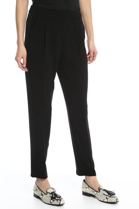 Pantaloni in cady cropped Intrend