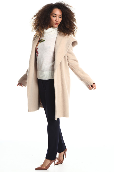 Cappotto in misto mohair Intrend