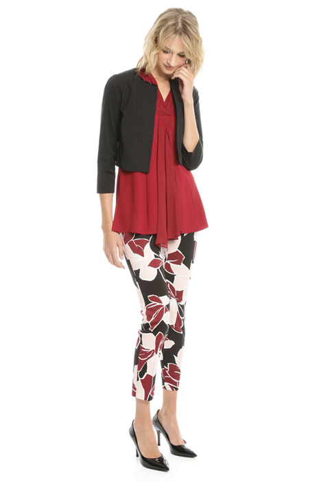 Giacca in faille stretch Intrend