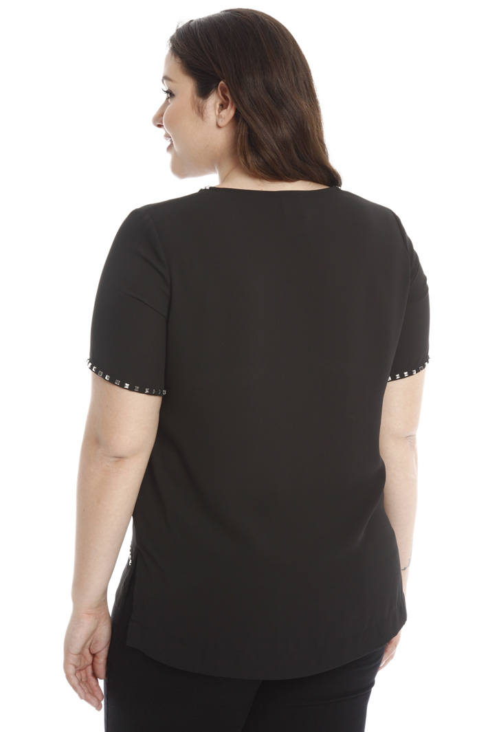 Tunic with studs Intrend
