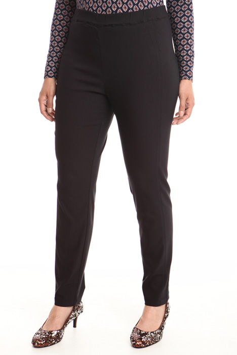 Stretch twill leggings Intrend