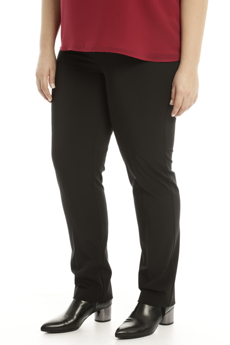 Pantalone stretch a sigaretta Intrend