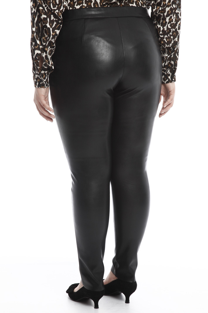 Pantaloni in similpelle Intrend