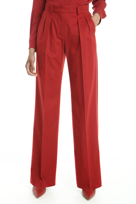 Palazzo trousers in drap Intrend