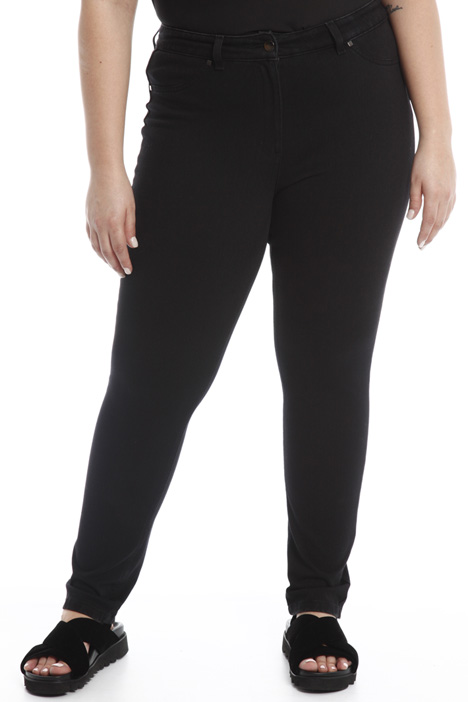 Jeggings in jersey stretch Intrend
