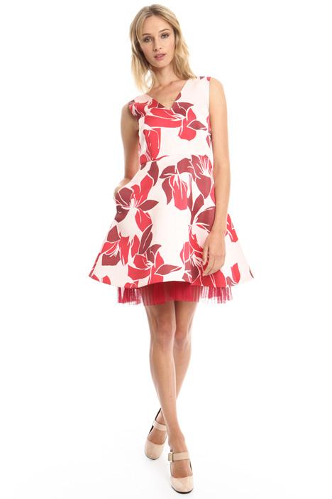 Printed princesse-line dress Intrend