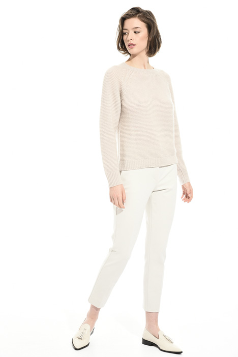Cashmere and silk sweater Intrend