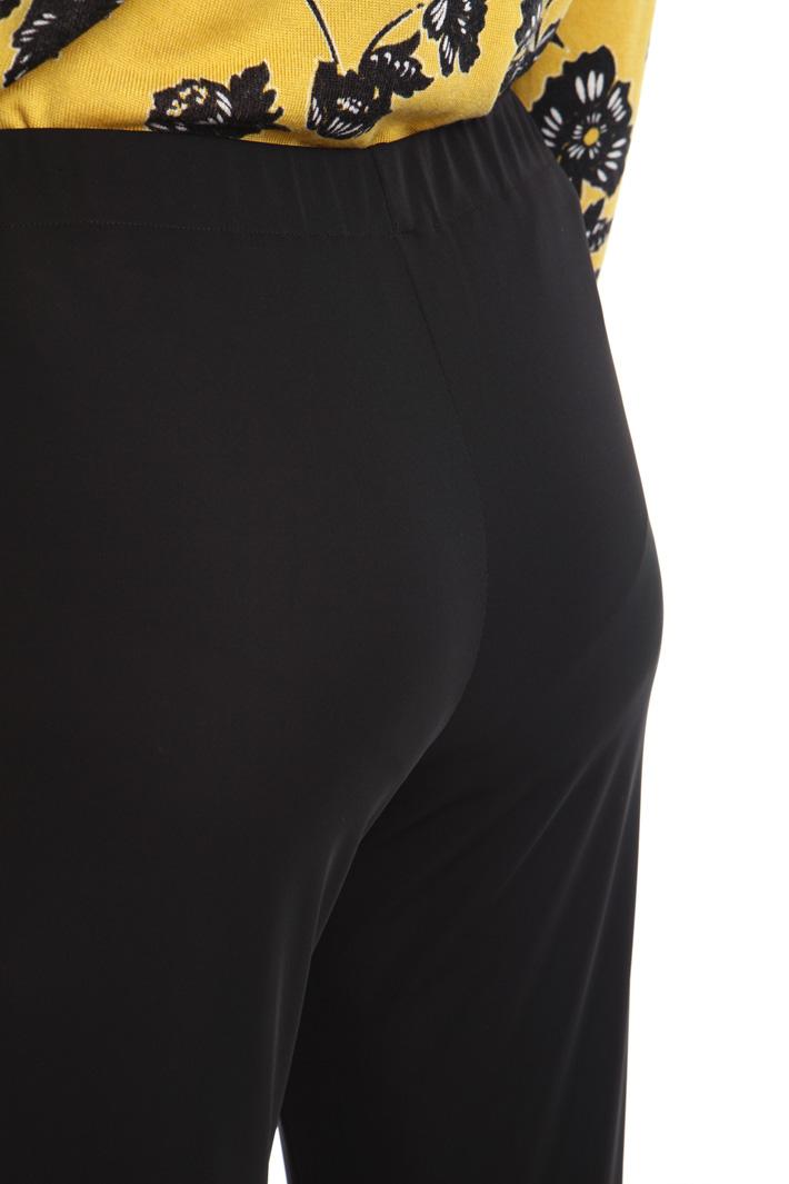 Fluid jersey trousers Intrend