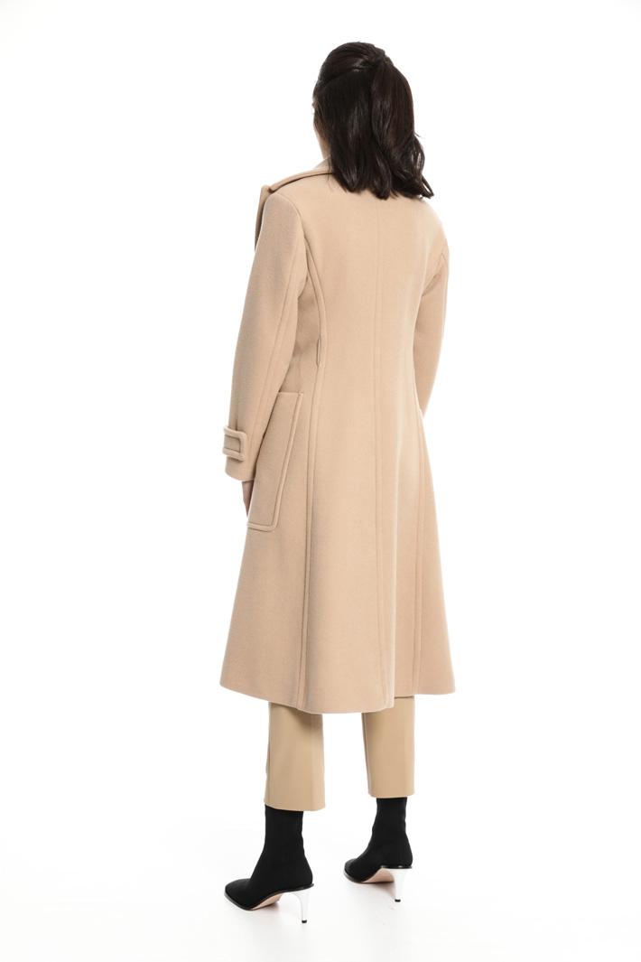 Oversized pocket coat Intrend