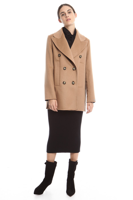 Double peacoat Intrend