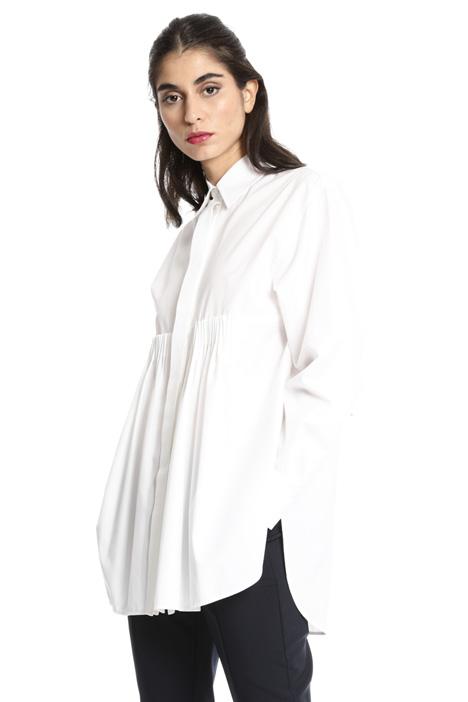 Oversized cotton shirt Intrend