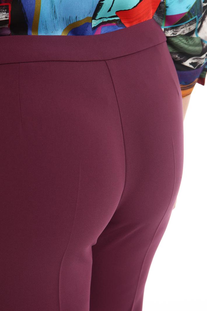 Pantalone in triacetato Intrend
