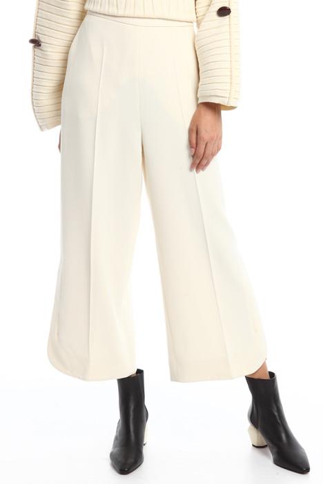 Pantaloni in cady doppio Intrend