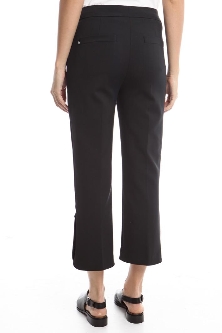Pantaloni con borchie Intrend