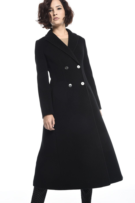 Cashmere and wool coat Intrend
