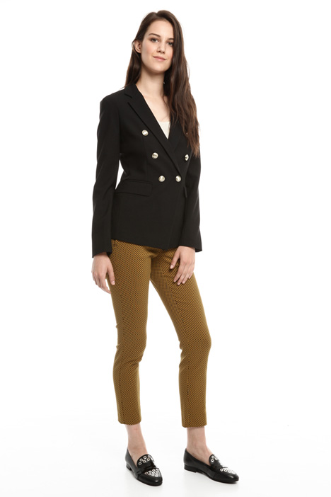 Gold-button blazer Intrend