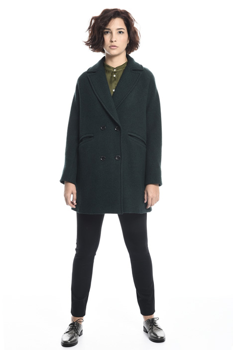 Doppiopetto wool coat Intrend