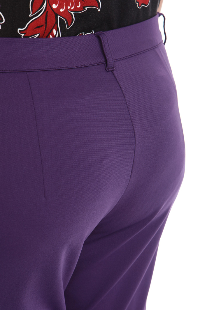 Pantalone in jersey stretch Intrend