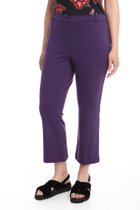 Stretch jersey trousers Intrend