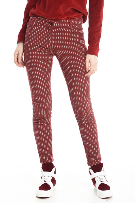 Patterned trousers Intrend