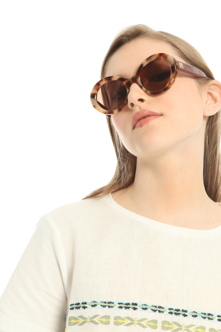 Round sunglasses Intrend