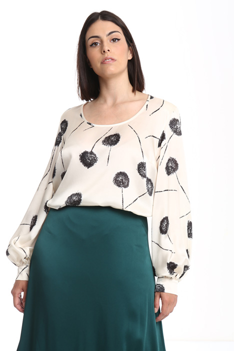 Floral shirt Intrend