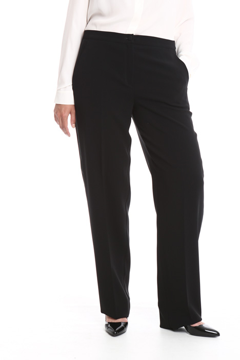 Pantalone in cady linea dritta Intrend