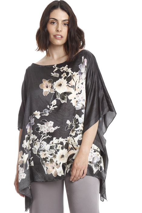 Silk satin tunic Intrend