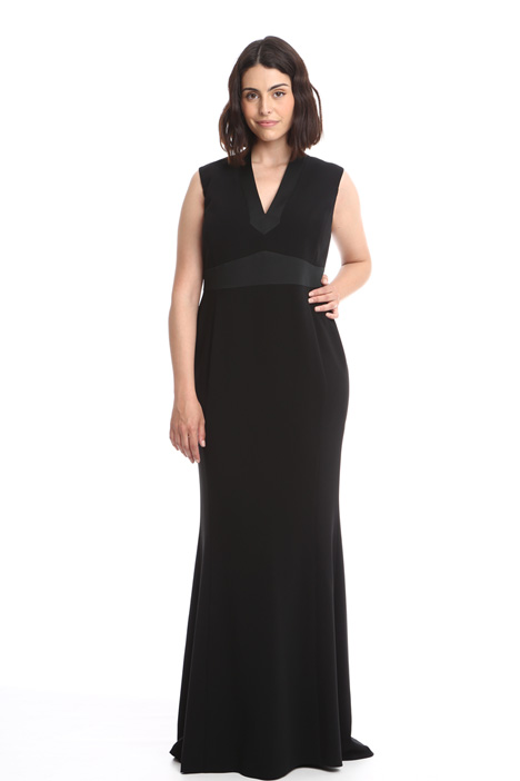 Abito aderente in triacetato  Intrend