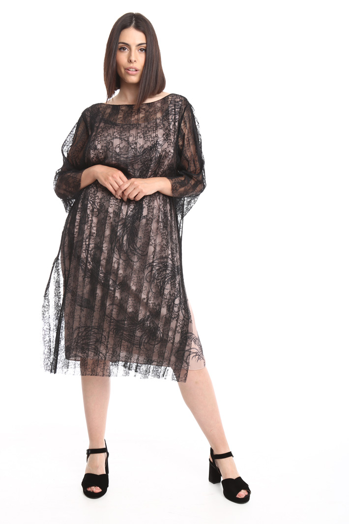 Lined lace dress Intrend