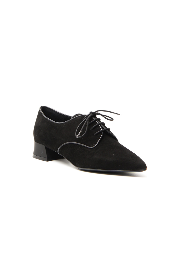 Suede laced shoes Intrend