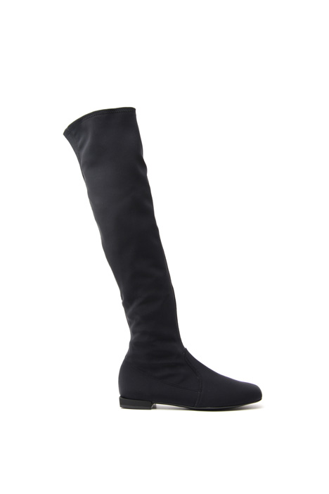 Boots in stretch fabric Intrend