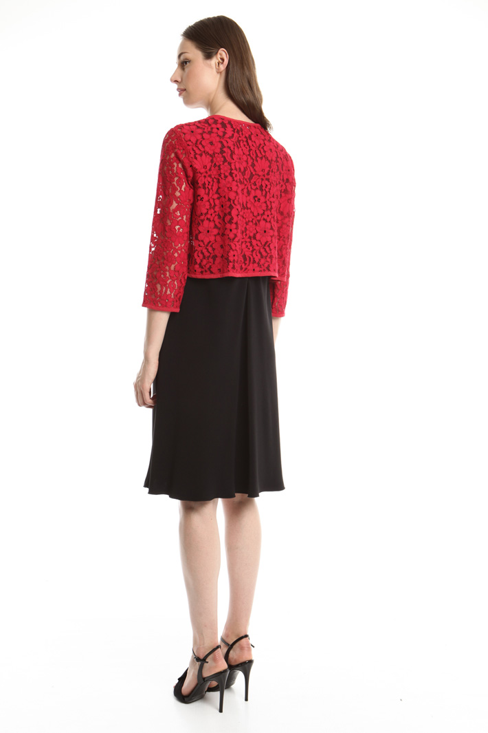 Short lace jacket Intrend