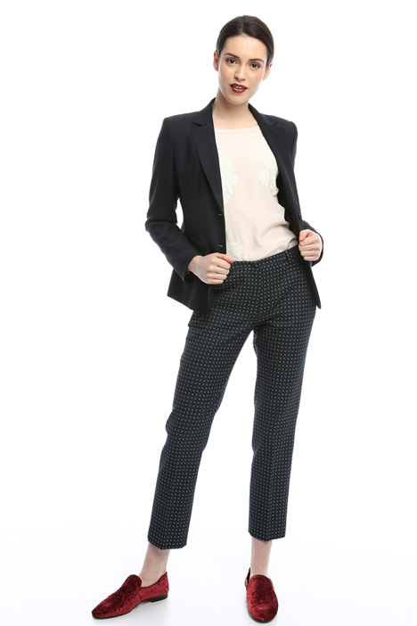 Blazer in stretch fabric Intrend