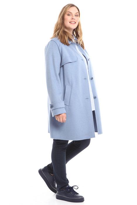 Double-wool coat Intrend