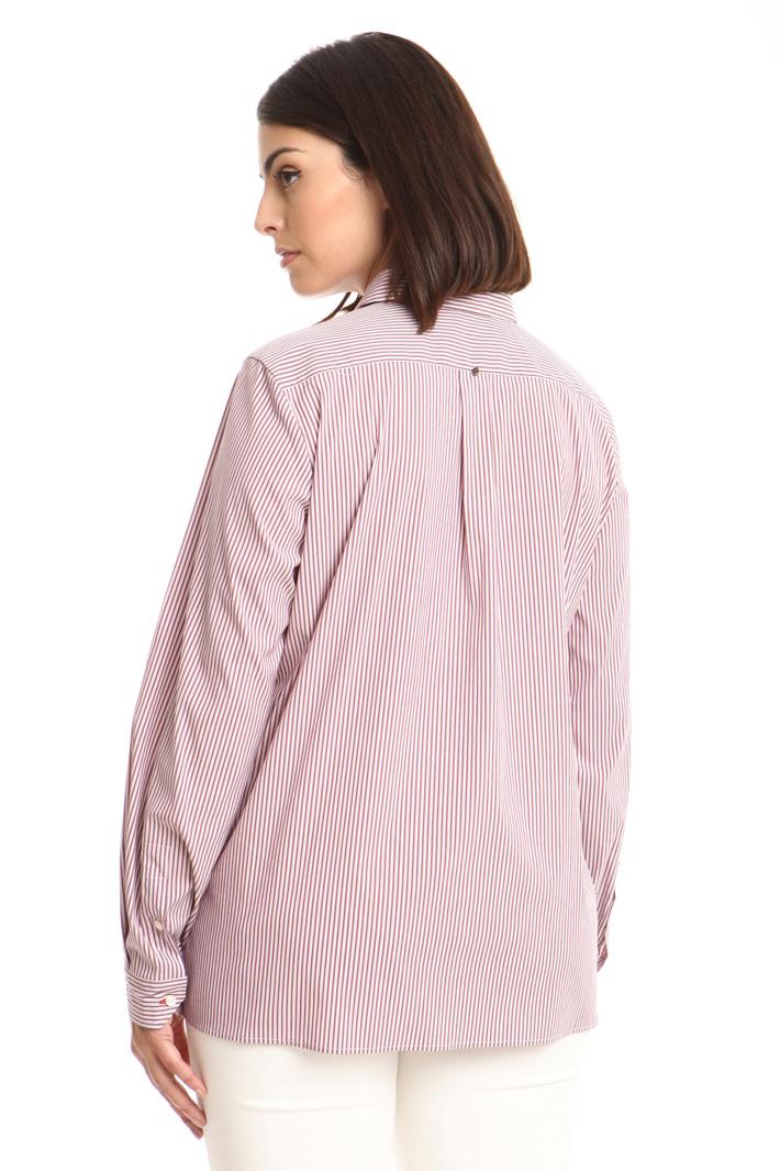 Camicia in misto cotone Intrend