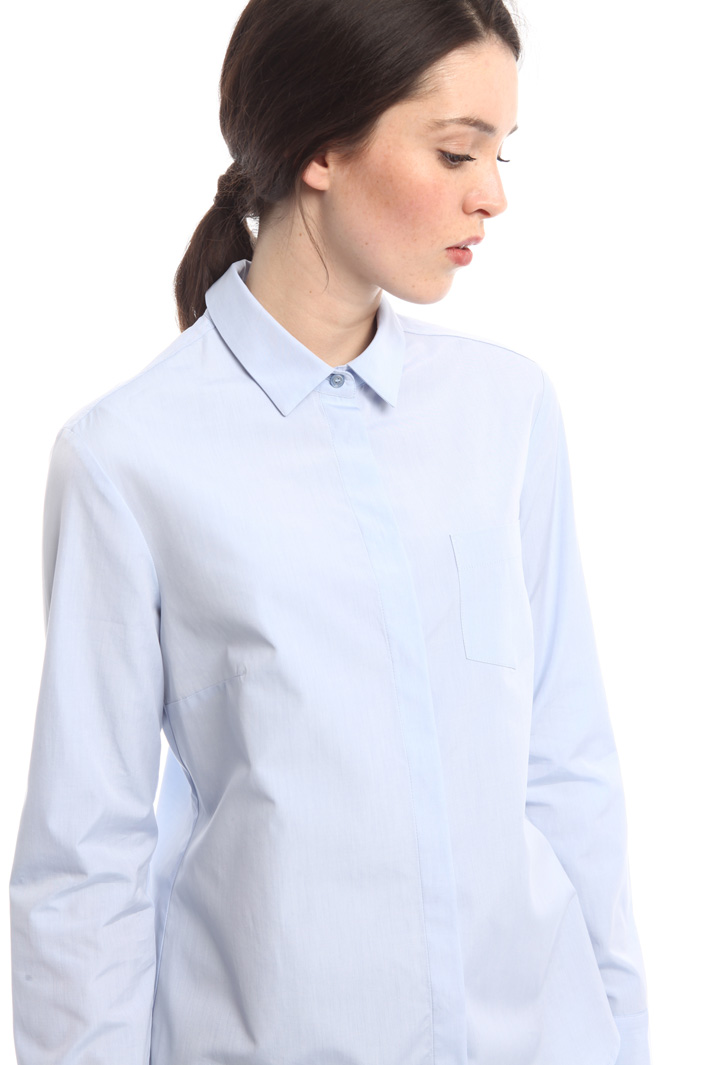 Camicia a righe Intrend