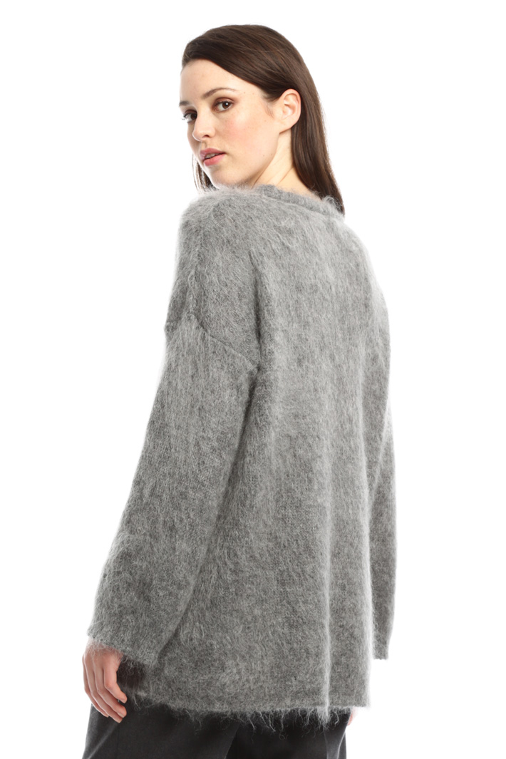 Maglia over in mohair Intrend