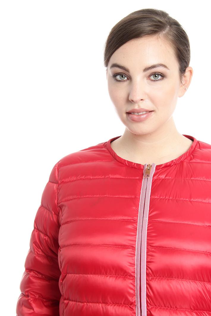 Water-resistant down coat Intrend