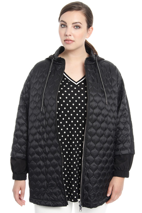 Quilted water-resistant jacket Intrend