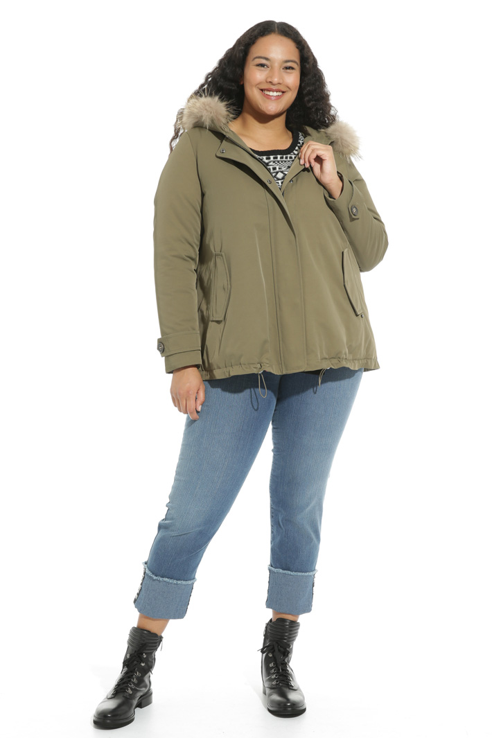 Cotton down coat Intrend