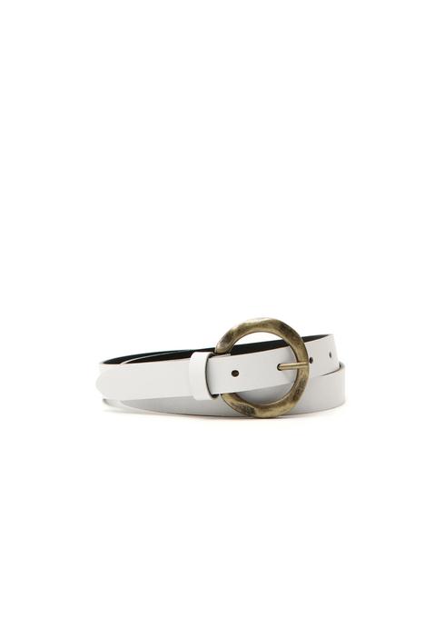 Round buckle belt Intrend