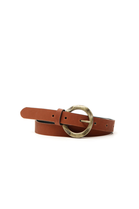 Round buckle belt Intrend