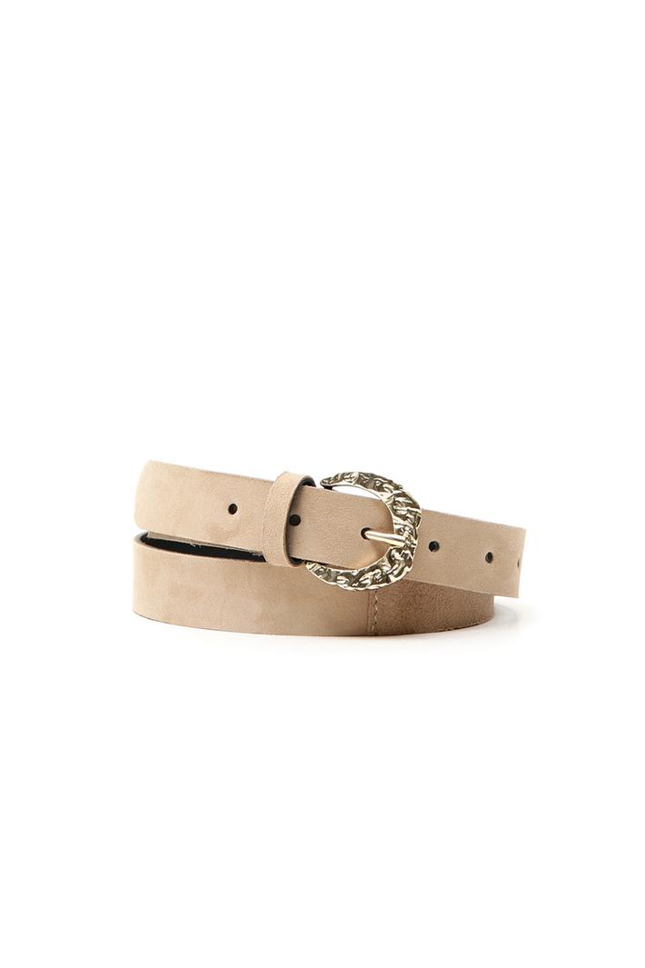 Gold buckle belt Intrend