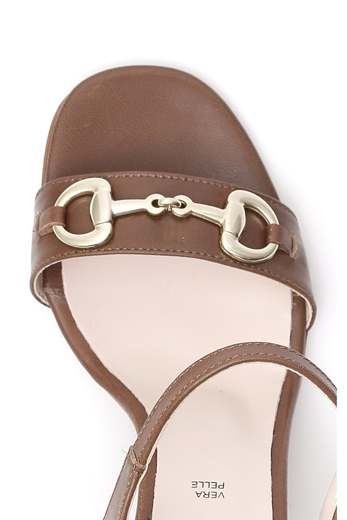 Sandalo con tacco largo Intrend